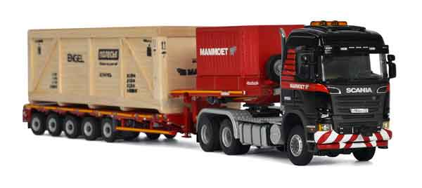 410212 - WSI Model Mammoet Scania R Streamline Highline Tractor