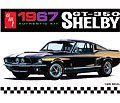 AMT - 834 - 1967 Ford Shelby