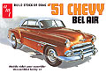 AMT - 862 - 1951 Chevy Bel Air