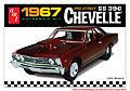 AMT - 876 - 1967 Chevy Chevelle