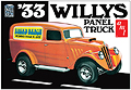 AMT - 879 - 1933 Willys Panel