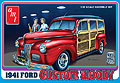 AMT - 906 - 1941 Ford Woody