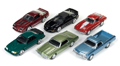 AUTO WORLD - 64021-A-CASE - Auto World 1:64
