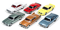 AUTO WORLD - 64042-A-CASE - Auto World 1:64