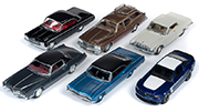 AUTO WORLD - 64212-A-CASE - Auto World 1:64
