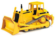 BRUDER - 02424 - Caterpillar Bulldozer