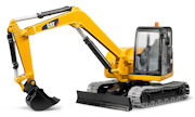 BRUDER - 02457 - Cat Mini Excavator