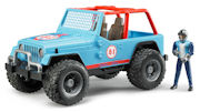 BRUDER - 02541 - Jeep Cross Country