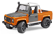 BRUDER - 02591 - Land Rover Defender