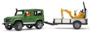 BRUDER - 02593 - Land Rover Defender
