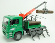 BRUDER - 02769 - MAN Timber Truck