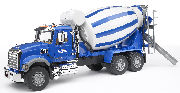 BRUDER - 02814 - MACK Granite Cement