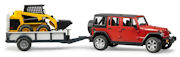 BRUDER - 02925 - Jeep Wrangler Unlimited