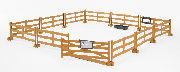 BRUDER - 62604 - Pasture Fence Brown
