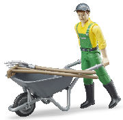 BRUDER - 62610 - Farmer Figure with