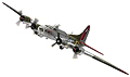 CORGI - AA33316 - B-17 Flying Fortress