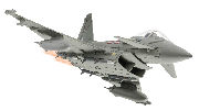 CORGI - AA36408 - Eurofighter Typhoon,