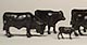 ERTL - 12661-25 - Cattle - Angus