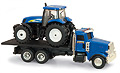 ERTL - 13835 - New Holland Peterbilt