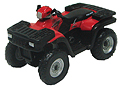 ERTL - 39453-CNP - Red ATV - Collect