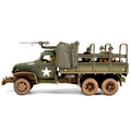 FORCES OF VALOR - 80030 - WWII GMC 2� Ton