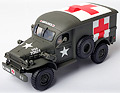 FORCES OF VALOR - 80086 - WWII U.S. 4x4 Ambulance