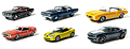 GREENLIGHT - 12700-CASE - Muscle Car Garage