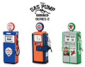 GREENLIGHT - 14020-SET - Vintage Gas Pump