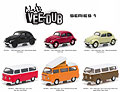 GREENLIGHT - 29790-CASE - Club V-Dub Series