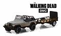 GREENLIGHT - 32080-B - Michonnes Jeep W