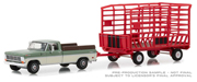 GREENLIGHT - 32150-A - 1969 Ford F-100