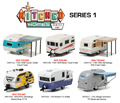 GREENLIGHT - 34010-CASE - Hitched Homes Series