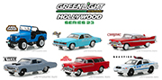 GREENLIGHT - 44830-CASE - Hollywood Series