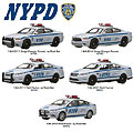 GREENLIGHT - 56080 - NYPD 5-Piece Set