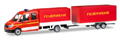 HERPA - 093866 - MAN TGE Van with