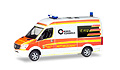 HERPA - 093934 - Ambulance - Mercedes-Benz