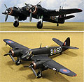 HOBBY MASTER - HA2307 - Bristol Beaufighter
