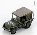 HOBBY MASTER - HG4212 - Willys MB Jeep,