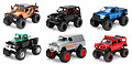 JADA TOYS - 14020-W15-CASE - Just Trucks - Wave