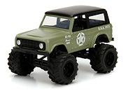 JADA TOYS - 14020-W19-D - 1973 Ford Bronco