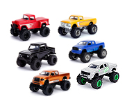 JADA TOYS - 14020-W20-CASE - Just Trucks - Wave