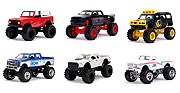 JADA TOYS - 14020-W22-CASE - Just Trucks - Wave