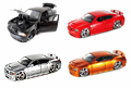 JADA TOYS - 90796-SET - 2006 Dodge Charger