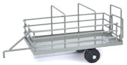 LITTLE BUSTER - 500229 - Cattle Trailer -