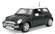 MAISTO - 31219G - Mini Cooper in Green
