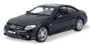 MAISTO - 31297MBK - Mercedes Benz CL63