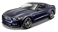 MAISTO - 38133BL - 2015 Ford Mustang
