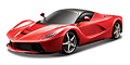 MAISTO - 39129R - LaFerrari in Red-