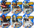 MATTEL - CGW35D-CASE - Hot Wheels® Star