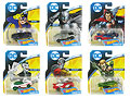 MATTEL - DKJ66G-CASE - Hot Wheels® DC Comics